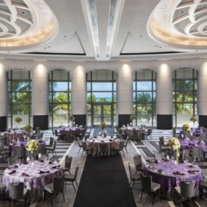 Miami Honeymoon Packages Loews Miami Beach Hotel Wedding