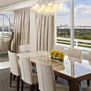 Miami Honeymoon Packages Fontainebleau Miami South Beach La Baie Presidential 2