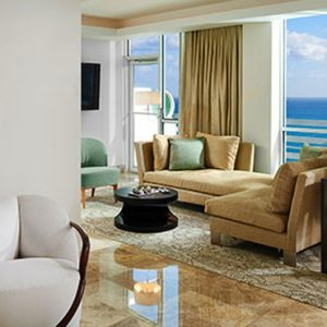 Miami Honeymoon Packages Fontainebleau Miami South Beach La Mer Presidential 3