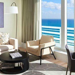 Miami Honeymoon Packages Fontainebleau Miami South Beach Le Ciel Oceanfront Suite 2