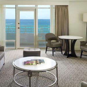 Miami Honeymoon Packages Fontainebleau Miami South Beach Ocean Front Two Bedroom Suites In Versailles 3