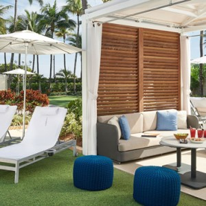 Miami Honeymoon Packages Fontainebleau Miami South Beach Cabana