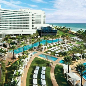 Miami Honeymoon Packages Fontainebleau Miami South Beach Exterior