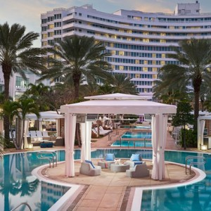 Miami Honeymoon Packages Fontainebleau Miami South Beach Pool
