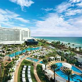 Miami Honeymoon Packages Fontainebleau Miami South Beach Thumbnail