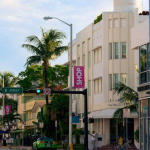 Miami Honeymoon Packages W South Beach Miami Collins Avenue, South Beach