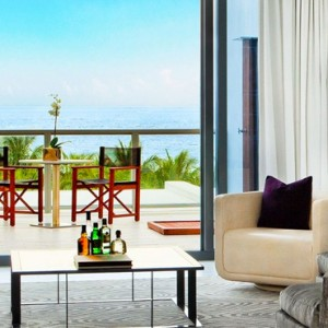 Miami Honeymoon Packages W South Beach Miami Fabulous Ocean View Studio Suite With Balcony