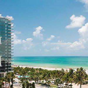 Miami Honeymoon Packages W South Beach Miami Hotel Exterior1