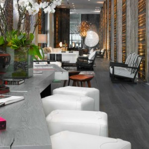 Miami Honeymoon Packages W South Beach Miami Lobby 2