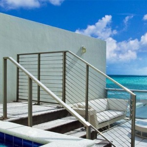 Miami Honeymoon Packages W South Beach Miami Mega Ocean View Suite With Balcony 2
