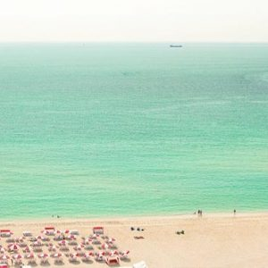 Miami Honeymoon Packages W South Beach Miami Oceanfront Balcony2