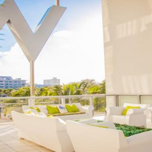 Miami Honeymoon Packages W South Beach Miami Spa Relaxation Area