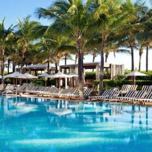 Miami Honeymoon Packages W South Beach Miami WET Outdoor Pool