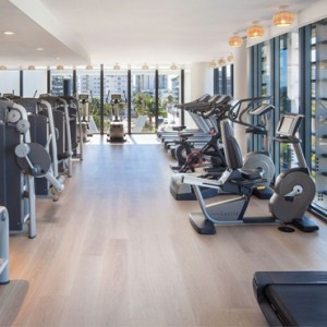 Miami Honeymoon Packages W South Beach Miami Gym 2