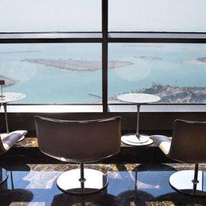 Observation Deck Jumeirah Etihad Towers Abu Dhabi Honeymoons