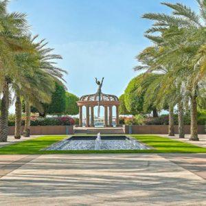 Outside Wing Emirates Palace Abu Dhabi Abu Dhabi Honeymoons