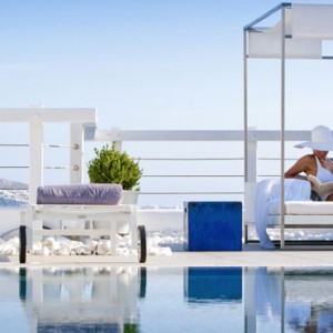 Pool 2 Grace Mykonos Luxury Greece Holiday Packages