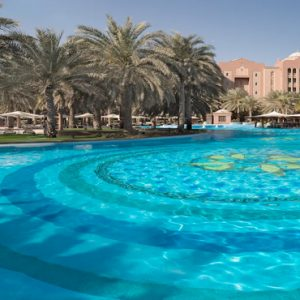 Pool Emirates Palace Abu Dhabi Abu Dhabi Honeymoons