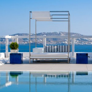 Pool Grace Mykonos Luxury Greece Holiday Packages