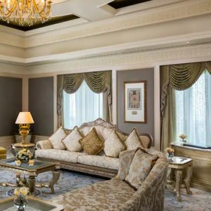 Royal Khaleej Suite 1 Emirates Palace Abu Dhabi Abu Dhabi Honeymoons