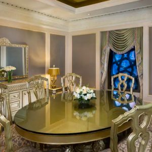 Royal Khaleej Suite 4 Emirates Palace Abu Dhabi Abu Dhabi Honeymoons
