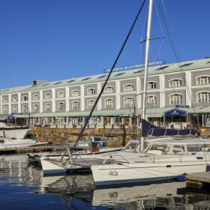 South Africa Honeymoon Packages Victoria And Alfred Hotel, Cape Town Hotel Exterior
