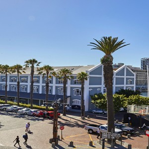 South Africa Honeymoon Packages Victoria And Alfred Hotel, Cape Town Hotel Exterior View