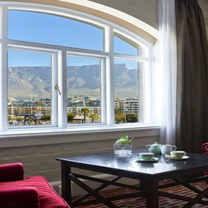 South Africa Honeymoon Packages Victoria And Alfred Hotel, Cape Town Mountains Facing Room1
