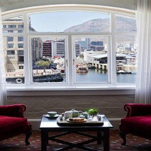 South Africa Honeymoon Packages Victoria And Alfred Hotel, Cape Town Mountains Facing Room2