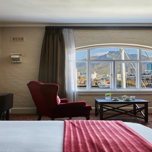 South Africa Honeymoon Packages Victoria And Alfred Hotel, Cape Town Mountains Facing Room3