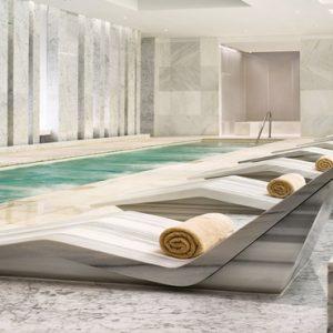 Spa Jet Pool Fontainebleau Miami Beach Miami Honeymoons