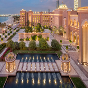 Thumbnail Emirates Palace Abu Dhabi Abu Dhabi Honeymoons