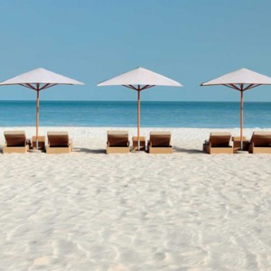 Abu Dhabi Honeymoon Packages Park Hyatt Dubai Beach 2