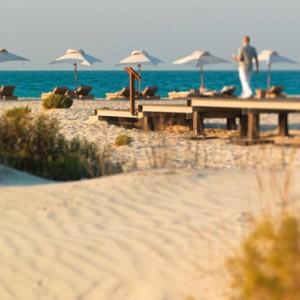 Abu Dhabi Honeymoon Packages Park Hyatt Dubai Beach 3