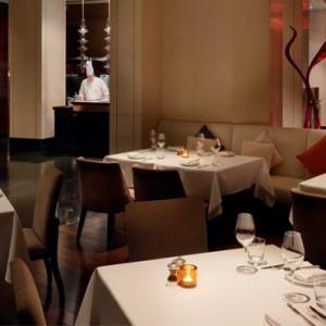 Abu Dhabi Honeymoon Packages Park Hyatt Dubai Dining 11