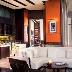 Abu Dhabi Honeymoon Packages Park Hyatt Dubai Dining 2