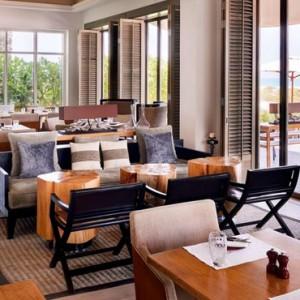 Abu Dhabi Honeymoon Packages Park Hyatt Dubai Dining 3