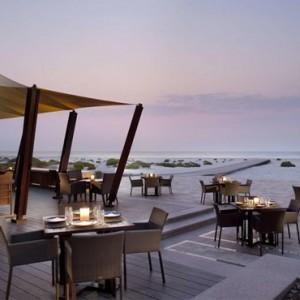 Abu Dhabi Honeymoon Packages Park Hyatt Dubai Dining 4