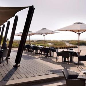 Abu Dhabi Honeymoon Packages Park Hyatt Dubai Dining 6