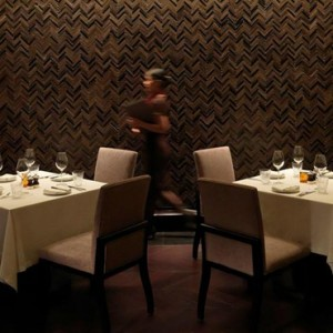 Abu Dhabi Honeymoon Packages Park Hyatt Dubai Dining 7