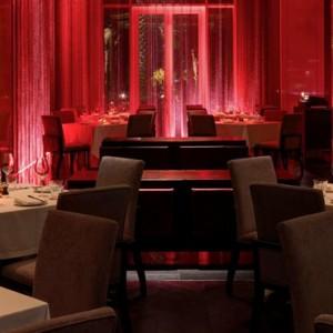 Abu Dhabi Honeymoon Packages Park Hyatt Dubai Dining 8