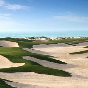 Abu Dhabi Honeymoon Packages Park Hyatt Dubai Golf 3