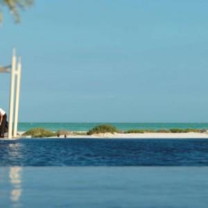 Abu Dhabi Honeymoon Packages Park Hyatt Dubai Pool