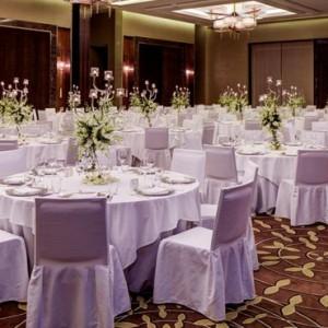Abu Dhabi Honeymoon Packages Park Hyatt Dubai Wedding