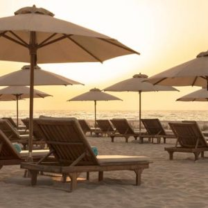 Abu Dhabi Honeymoon Packages St Regis Saadiyat Island Resort Abu Dhabi Beach