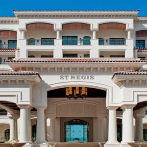 Abu Dhabi Honeymoon Packages St Regis Saadiyat Island Resort Abu Dhabi Entrance