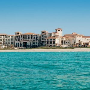 Abu Dhabi Honeymoon Packages St Regis Saadiyat Island Resort Abu Dhabi Hotel Grounds