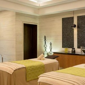 Abu Dhabi Honeymoon Packages St Regis Saadiyat Island Resort Abu Dhabi Iridium Spa Couple's Treatment Room