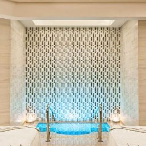 Abu Dhabi Honeymoon Packages St Regis Saadiyat Island Resort Abu Dhabi Iridium Spa Couple's Treatment Room1