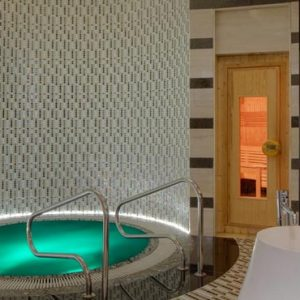 Abu Dhabi Honeymoon Packages St Regis Saadiyat Island Resort Abu Dhabi Iridium Spa Jacuzzi
